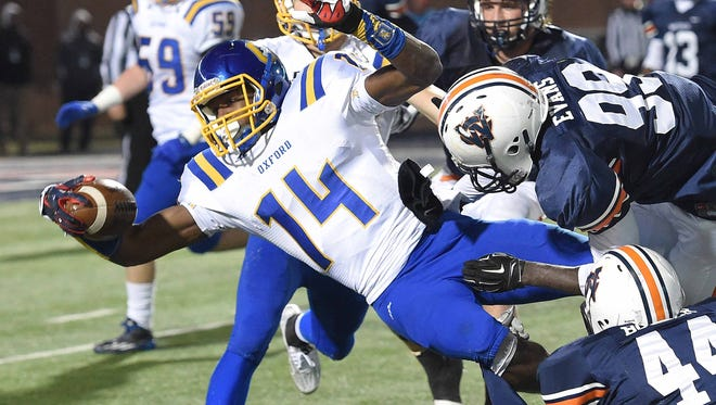 Best of MS Preps: All-State football - FIRST TEAM