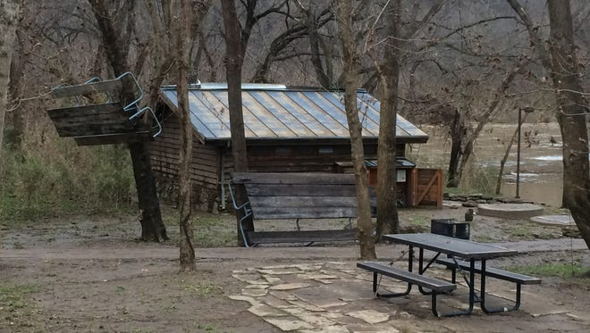 The Buffalo River has receded sufficiently for canoe and kayak use to resume Wednesday.  Although a comprehensive damage assessment is still ongoing, all campgrounds with the exception of Tyler Bend and parts of Buffalo Point are open.