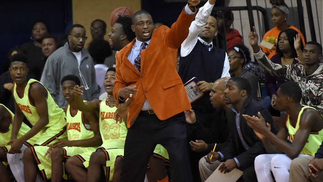 Callaway will be without coach David Sanders for the Chargers two district games this week.