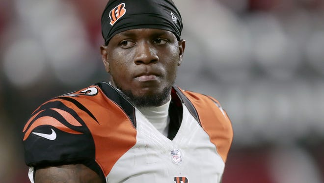 Mohamed Sanu is reportedly on his way out of Cincinnati in free agency.