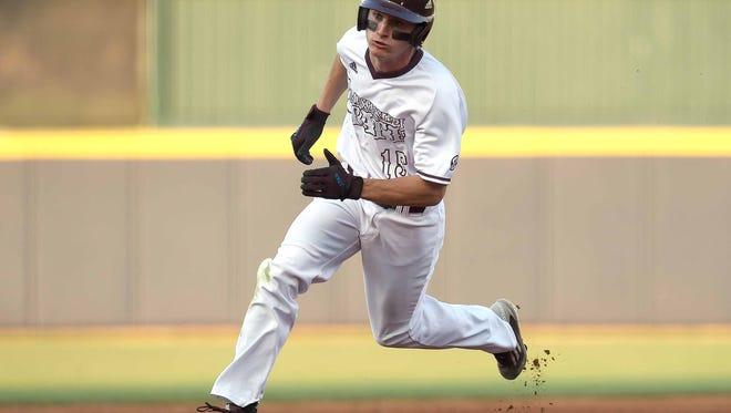 Mississippi State and Jake Mangum open the regular season on Feb. 17.
