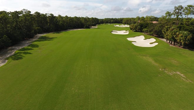 The Club at Mediterra in North Naples recently completed renovation of its North Course, one year after redoing the South.