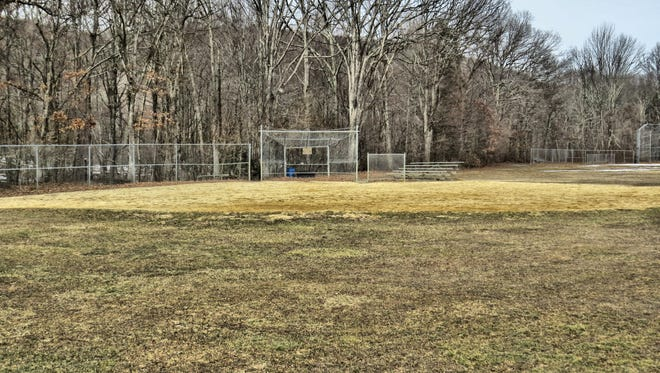 One of the ball fields at Highlands Preserve, formerly known as San Cap Park, in West Milford.