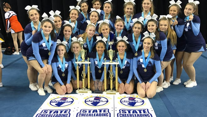 Wayne Valley had an amazing season, winning conference, state and two national titles.