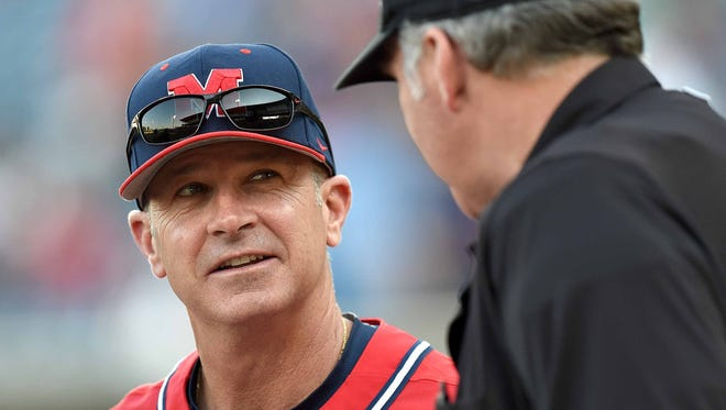 Mike Bianco believes Ole Miss can hit, but that it just hasn't shown it yet.