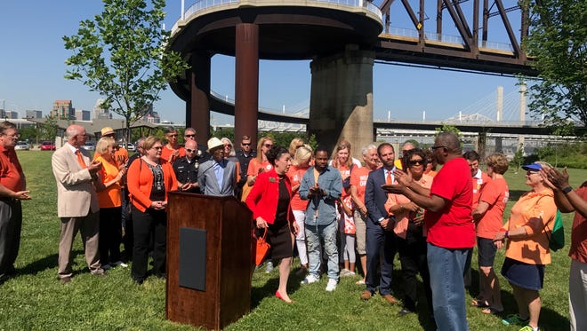 Louisville Metro Council members honor National Gun Violence Prevention Day