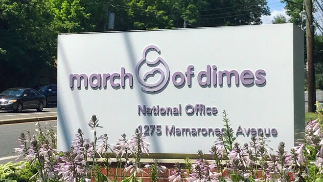 The March of Dimes said July 7, 2017, that it is putting its 11-acre national headquarters in White Plains, N.Y., up for sale.
