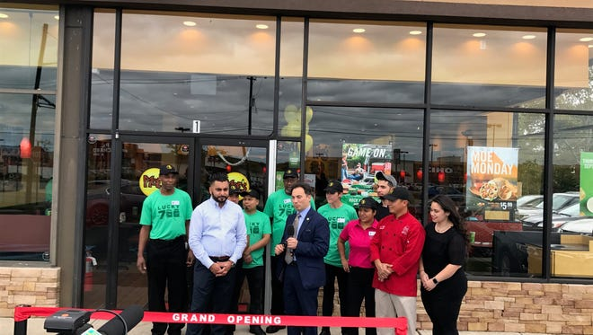 Moe's Southwest Grill recently opened at 326 Route 18 North in East Brunswick.