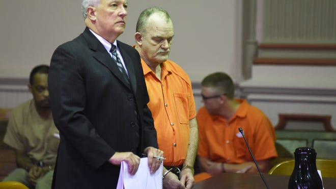 Eugene Phillips was sentenced to 7 years for raping a 14-year-old girl.