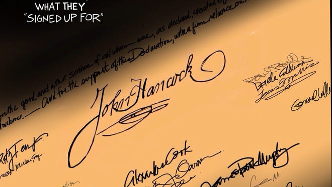 """What our founders """"signed up for."""""""