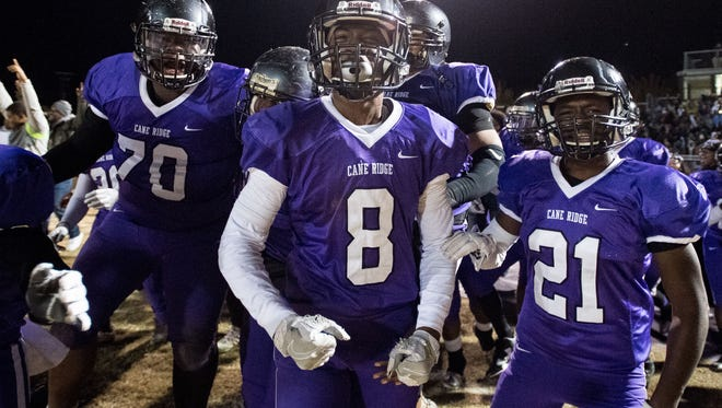 Cane Ridge has a chance to become the first Metro Nashville school to win a football championship at the state's highest classification in 36 years.