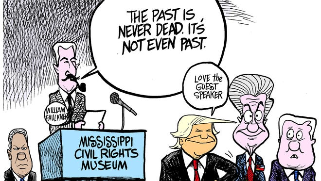The South's past is never past.
