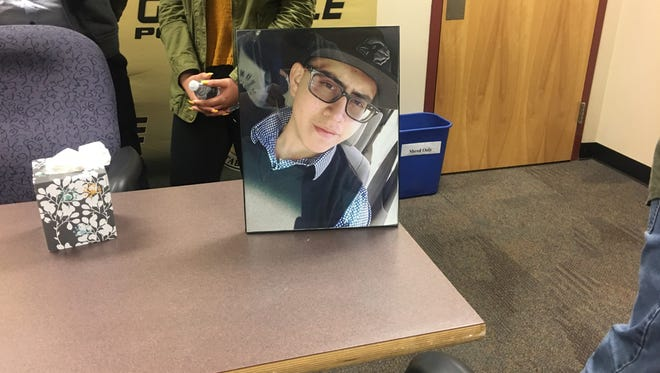 Erick Ordonez was killed at a house party in Glendale of January 2017. Police say they don't have much information, and Ordonez's family is asking for anyone with information to come forward.