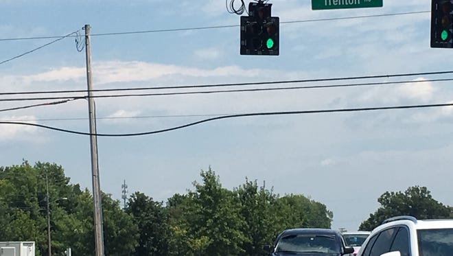 Montgomery County is likely to ask the state to include sidewalks as part of the Trenton Road improvement project.
