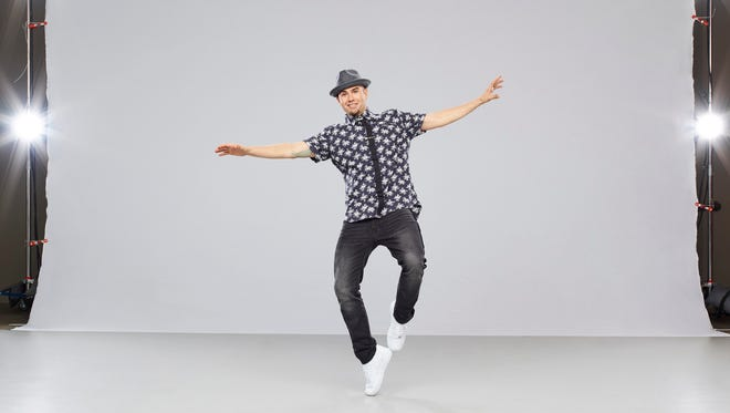 "Farmington native John Austin, a.k.a. Poppin John, is competing on the third season of NBC-TV's ""World of Dance."""