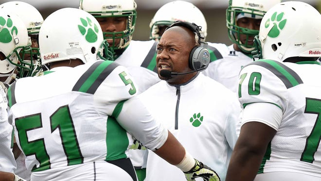 Ryan Earnest will leave Collins and helm the Ridgeland football program after back-to-back 3A State Championships.