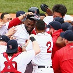 David Ortiz hits walk-off double in 11th to knock off Astros