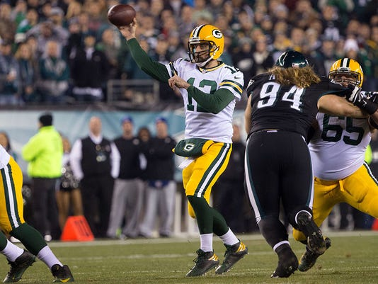 NFL: Green Bay Packers at Philadelphia Eagles