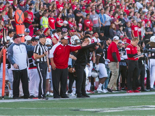 College football: Cal Poly at Southern Utah, Saturday,