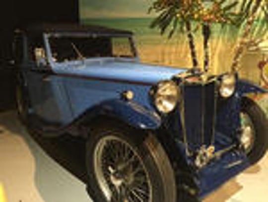 1938 MGTA Tickford