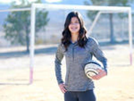 El Paso's Emily Alvardo will represent Mexico at the
