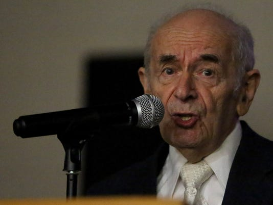 Alter Wiener Holocaust survivor