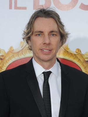 Dax Shepard at the premiere of 'The Boss' on March 28.