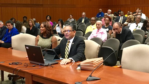Rick Gallot vies for Grambling president. The UL System