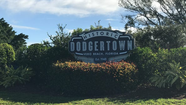 Historic Dodgertown, formerly the spring training home