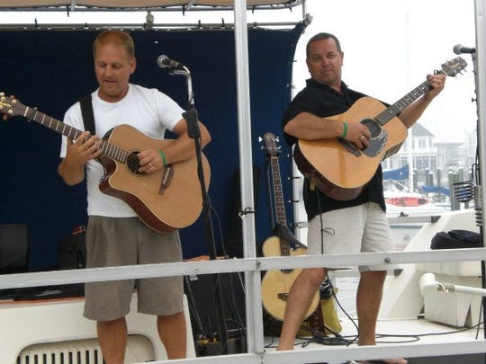 Local duo Opposite Directions will be one of the music acts playing the Benefit for Hank event at Fager's Island in Ocean City between 2-6 p.m. Saturday, March 10. Tickets are $40.