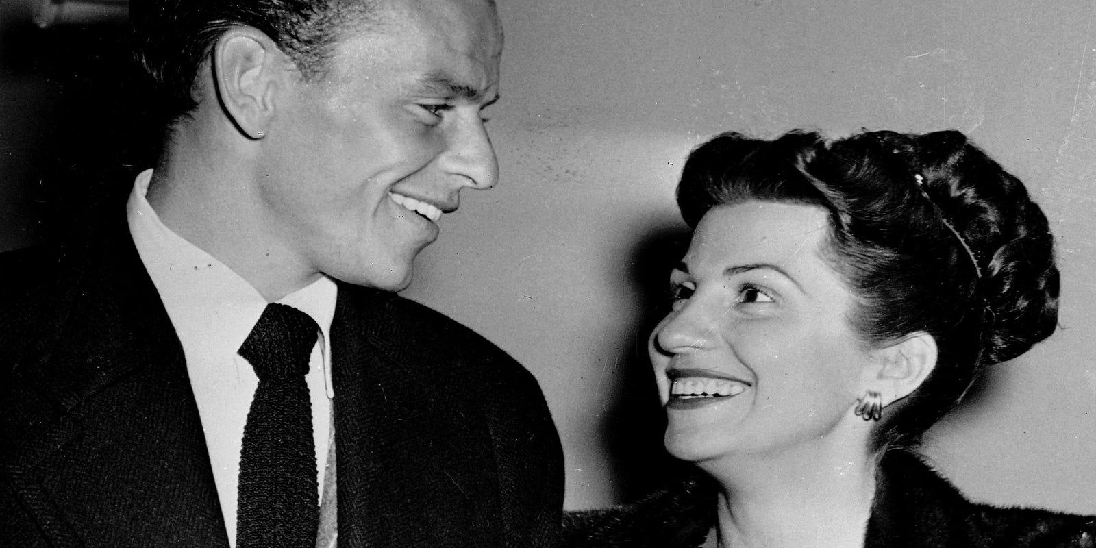 7f732aa0 Nancy Sinatra Sr., former wife of Frank Sinatra, dies at 101