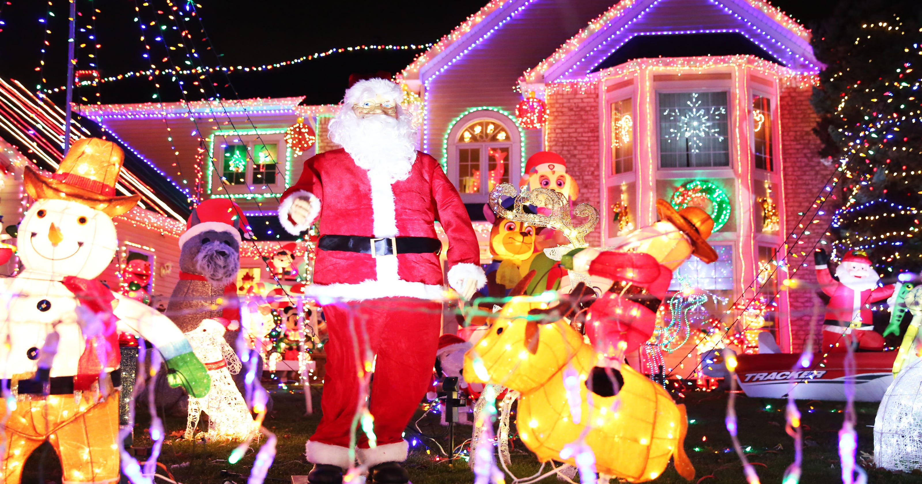 Rochester Ny Christmas Lights 2018 Holiday Displays Worth