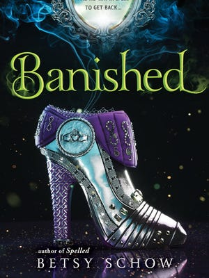 """Banished"" by Betsy Schow"