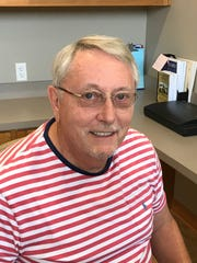 Gary Jackson works at the Garland County Historical