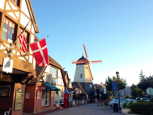 Travel-Trip-California-Solvang
