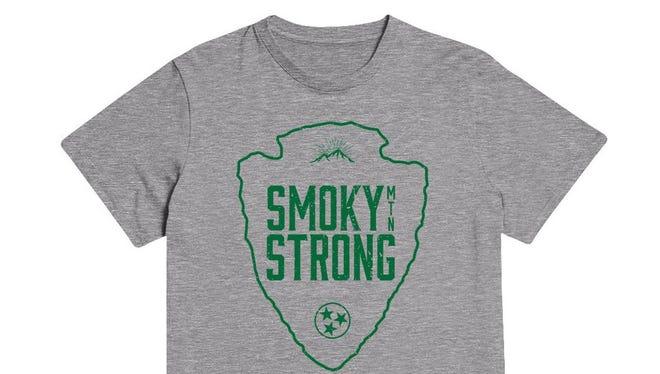 Smoky Mtn Strong T-shirt