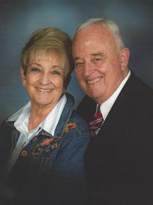 Anniversaries: Willard R Bishop & Pam Kemp