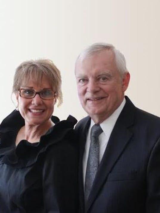 Anniversaries: Bob Weisgerber & Susan Weisgerber
