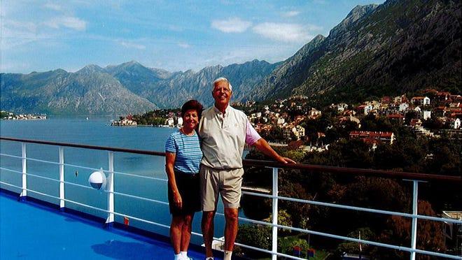 Tony and Angie Lapi recently took a cruise to Italy, Sicily and Croatia. Tony, president & CEO of Sanibel Captiva Resorts, makes time for personal vacations.