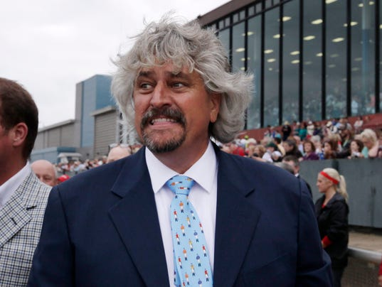 Trainer Steve Asmussen Has Two Shots At Elusive Derby Win