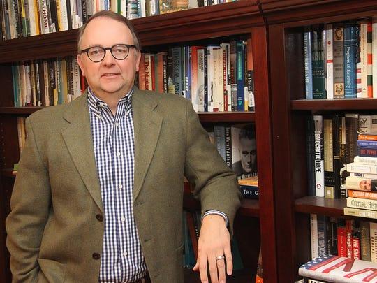Jon K. Lauck, founding president of the Midwestern