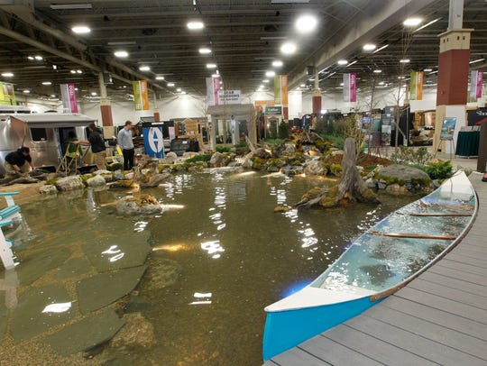 The main attraction for this year's Home & Garden Show