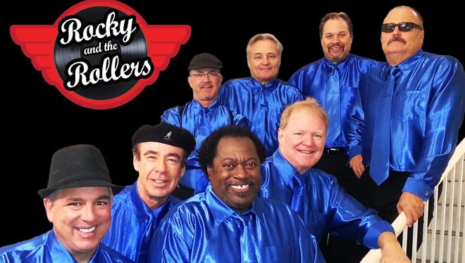 Rocky and the Rollers plays everything from doo wop to music of the '50s, '60s and early '70s.