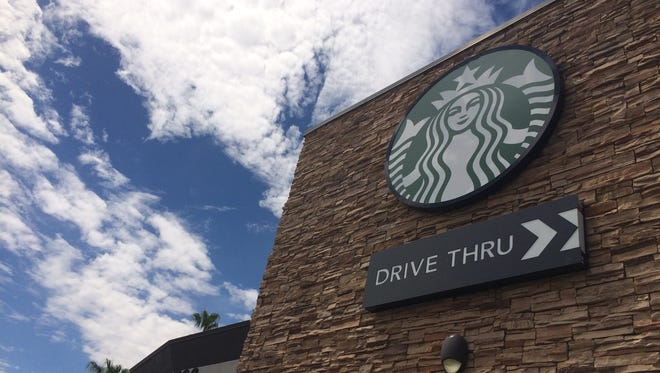 The Starbucks near Seventh Avenue and Camelback Road is part of a program that focuses on helping young people 16-24 years of age who are not working and are not in school.