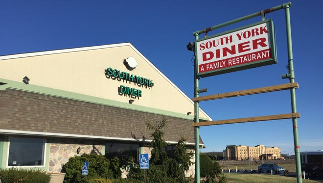 The South York Diner in York Township closed last week. The reason why it closed was unavailable.