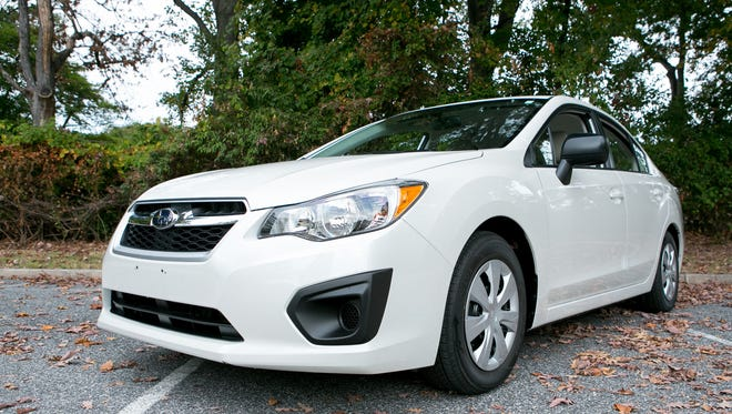 Compact Sedan Challenge.  The 2013 Subaru Impreza.  [Via MerlinFTP Drop]