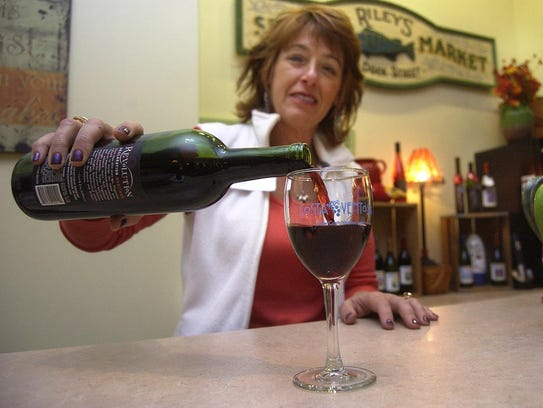 Costa Ventosa Winery owner Kathryn Danko-Lord is offering