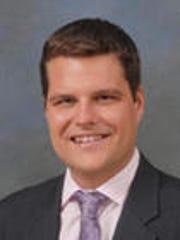 State Rep. Matt Gaetz
