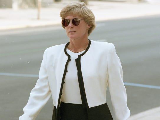 Deborah A. MacIntyre, longtime mistress of Thomas Capano