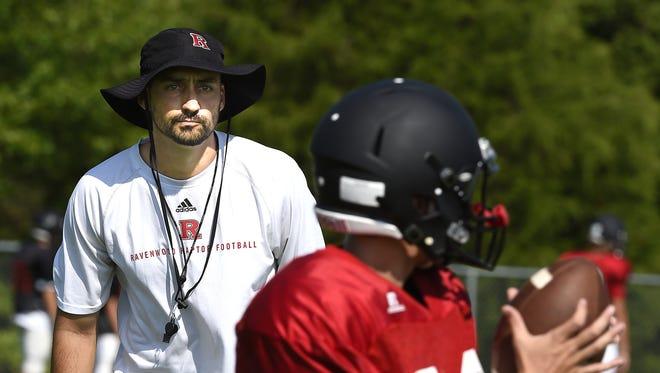 Ravenwood coach Richie Wessman inherits a rather inexperienced Raptors squad.